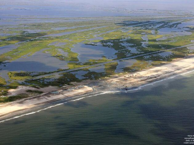 Barrier Island Restoration: An Investment in Coastal Louisiana's Future and for Nesting Seabirds